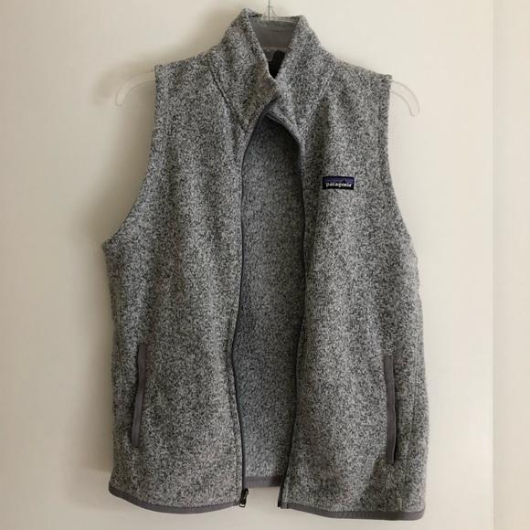 Patagonia Jackets Coats Womens Better Sweater Fleece Vest Poshmark